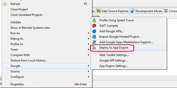 how to run gwt application in eclipse